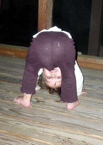 Gabby on the Floor