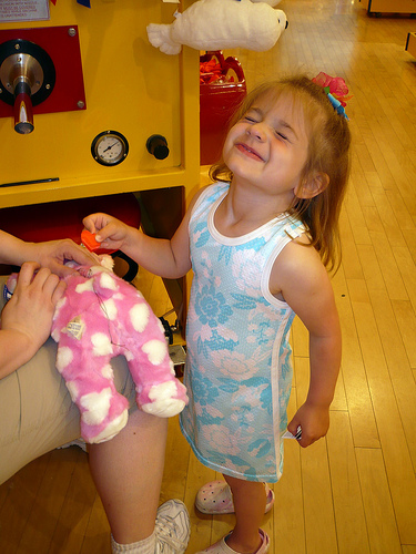 Build-A-Bear Outing