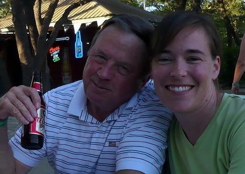 Jerry Schaaf and Julie