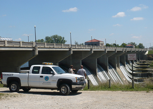 Bob Gets Some Details about the O'Shaughnessy Dam