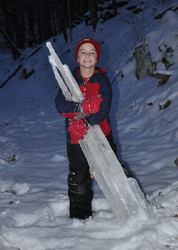 Now THAT's an ICICLE