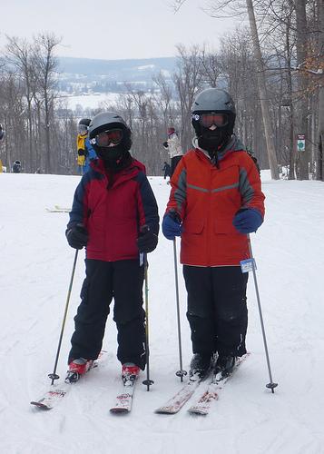 Skiing, anyone?