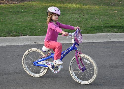 """Alana's """"New"""" Bike"""
