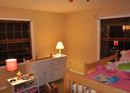 Alana's room: before