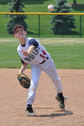 Fierce pitcher