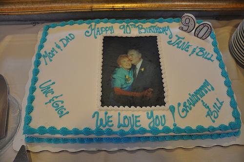 The Celebrants' Cake