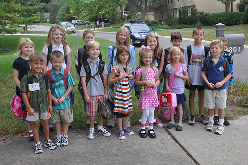 Back to School -- 2010-11