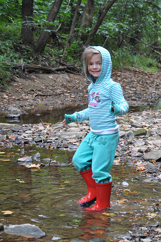 Rubber Boots!