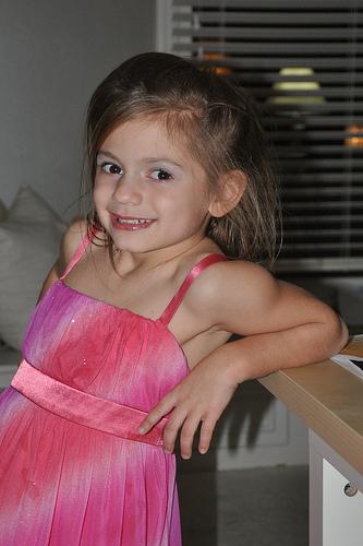Alana with Makeup