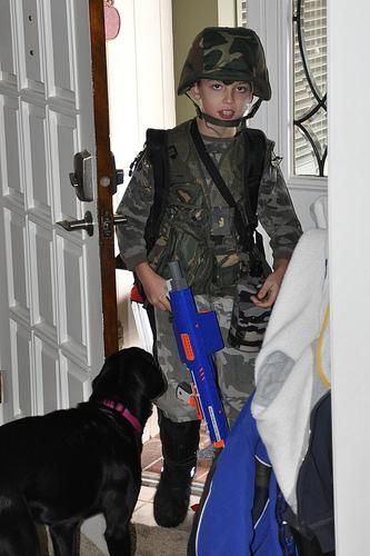 Commando Carson
