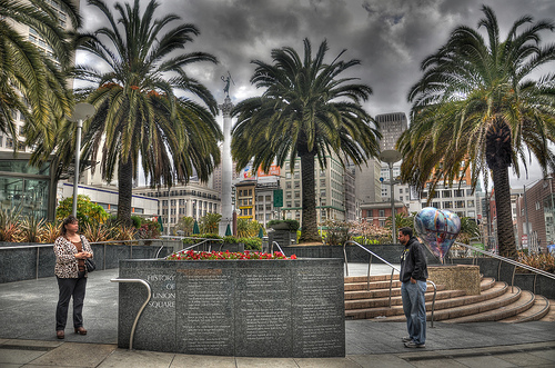 Union Square (HDR)