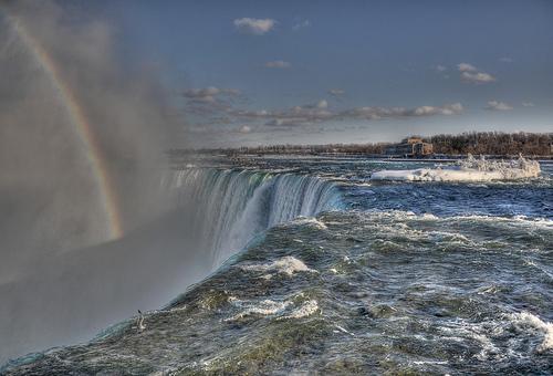 Niagara Falls -- HDR-enhanced