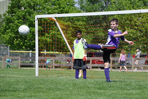 Benton Goal Kick