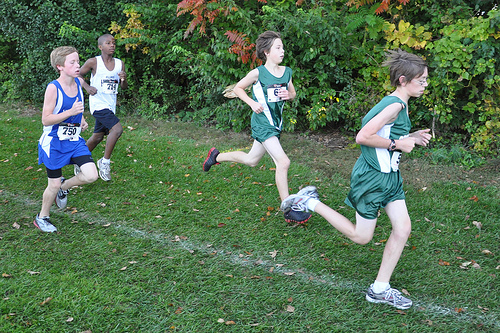 Cross Country - Fall 2011