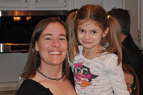 Alana and Julie