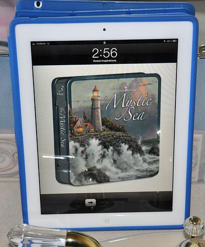 Spa Ambiance Circa 2012 -- iPad-Driven